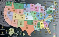Harris parks map